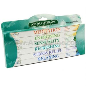 Aromatherapy Incense Stick Gift Set | Buy Online at the Asian Cookshop